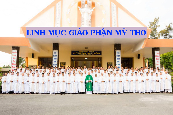 Linh mục đương nhiệm Giáo phận Mỹ Tho (Cập nhật năm 2015)