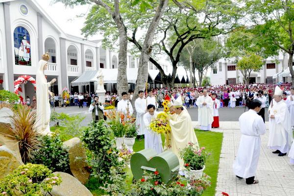 Khánh Thành Trung tâm Mục vụ Giáo phận Mỹ Tho